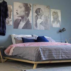 SENZA SÄNKYRUNKO Bed, Furniture, Home Decor, Homemade Home Decor, Stream Bed, Home Furnishings, Beds, Decoration Home, Arredamento
