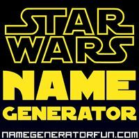 The Star Wars Name Generator: Your SWTOR Star Wars Name. I'm Lanono Hertz. Sweetness.
