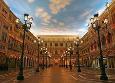 The Venetian, Macau.