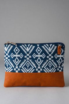 My new go-to bag: it's light and eye-catching, perfect for the day, yet still earthy and simple enough to be what I need for going out at night, too. I can see this going with everything!   Cheyenne Tribal Crossbody