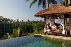 Viceroy Bali Hotel in Ubud, Bali