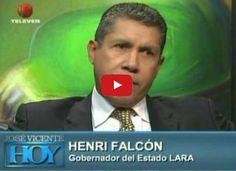 Henri Falcon con Jose Vicente Rangel  http://www.facebook.com/pages/p/584631925064466