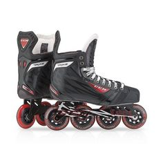 PATINS CCM RBZ PRO SR Cleats, Sports, Products, Fashion, Rolling Skate, Football Boots, Hs Sports, Moda, Cleats Shoes