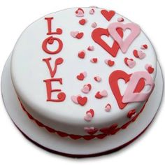 {Top} 19 Beautiful Valentine Cakes Ideas for celebration with your Love | Happy Valentine Day 2016