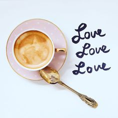 Love is all you need (and a cup of coffee )