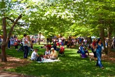 April showers bring May... festivals? Find out what's happening in Atlanta this spring.