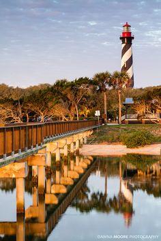 St. Augustine Lighthouse, St. Augustine, Florida