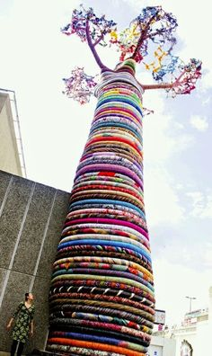 The Quilt Tree, en San Francisco, EE.UU.
