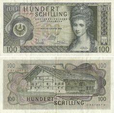 Austria - 100 Schillings 1981
