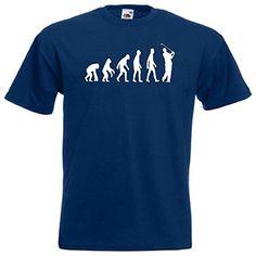 Evolution of man gol