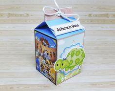 Caixa Milk - Arca de Noé