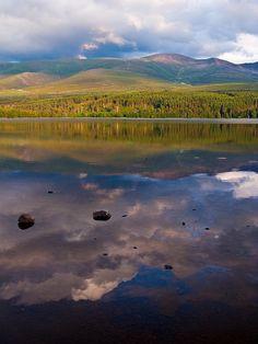 Loch Morlich, Scotland ~~ by Alan Cowper