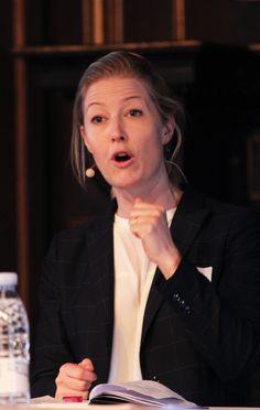 Sofie Carsten Nielsen, MF og tidl. minister. (Fotograferet i Børsen)