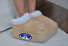 Warming Foot Massager in Top 10 Quirky Gifts from Sharper Image
