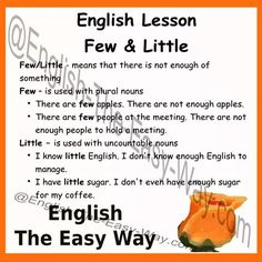 🍉🍉🍉 English  Idiom 🍉🍉🍉 I  have  ______  toys? 1. few 2. little http://english-the-easy-way.com/Confusing_English/AFew_ALittle_Few_Little.html #ConfusingWords