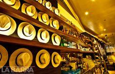 Restaurant Bar, Interior, Design Hotel, Architects, Colombia, Indoor, Interiors