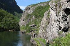 Mooiste dagwandelingen Zuid-Noorwegen