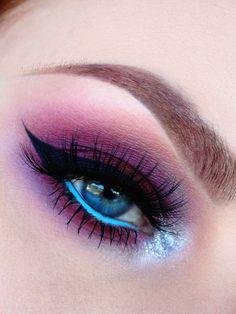 Nicola Kate Makeup: Electra