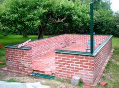 Diy Greenhouse Plans, Home Greenhouse, Garden Cottage, Home And Garden, Conservatory Garden, Green Office, Garden Pool, Glass House, Garden Planning