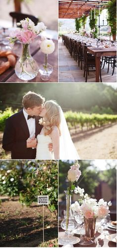 Napa Valley Wedding.