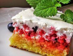 Ríbezľový koláč