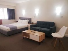 Our Rooms & Accommodation facilities at Tamwell Motel