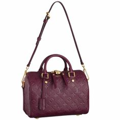 Speedy Bandouliere 25 [M40764] - $250.99 : Louis Vuitton Handbags On Sale   See more about louis vuitton handbags, louis vuitton and handbags.