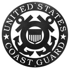 Woodworking With A Router Coast Guard Logo, Us Coast Guard, Woodworking In An Apartment, Diy Wooden Projects, Metal Business Cards, Scroll Saw Patterns Free, Horseshoe Art, Router Woodworking, Woodworking Classes