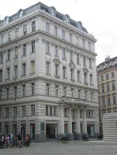 Vienna: Haus-Judenplatz 6