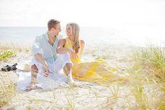 Oceanside Engagement: McCall & Deividas in Palm Beach Shores - Floridian Weddings Engagement Outfits, Beach Engagement, Engagement Couple, Engagement Pictures, Engagement Shoots, Wedding Pictures, Engagement Ideas, Wedding Ideas, Couple Photography