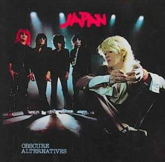 Japan: David Sylvian (vocals, guitar), Rob Dean (guitar, vocals), Richard…
