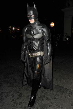 Liam Payne as Batman