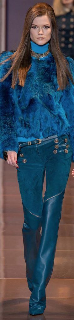 Versace Fall 2014 Fashion At Its Best