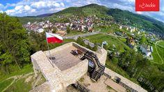Ruiny zamku w Muszynie, fot. A. Klimkowski