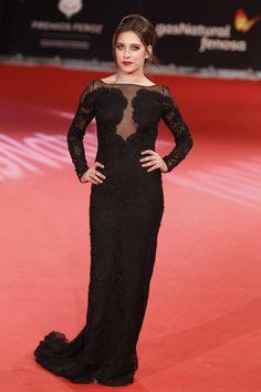 Maria Leon in Emilio Pucci | 2014 Feroz Awards #redcarpet #style #fashion