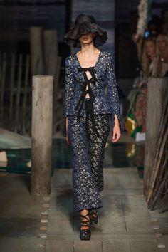 Erdem at London Fashion Week Spring 2017 - Runway Photos
