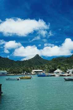 ✮ Avarua Harbor - Cook Islands