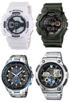 3ed0182324b Chollo en Amazon España  Reloj digital Casio por solo 23€ (un 54% de  descuento sobre el precio de venta recomendado y precio mínimo histórico)
