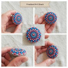 Check out this item in my Etsy shop https://www.etsy.com/listing/608915967/mandala-stone-hand-painted-dot-art