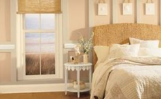 Get the top neutral paint colors for your house.: Neutral Paint Colors:  Bedroom Three-Color Design