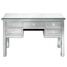 I pinned this Santino Vanity Table from the Glitz & Glam event at Joss and Main! #josscontest