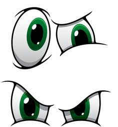 View album on Yandex. Cartoon Faces Expressions, Drawing Cartoon Faces, Cartoon Clip, Cartoon Eyes, Eye Painting, Stone Painting, Pots D'argile, Doodle Paint, Puppets For Kids