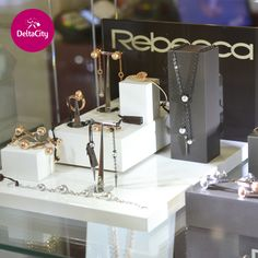 Delta City :: #Rebecca #Jewelry #DeltaCity #Podgorica