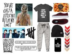 """""""Hi Or Hey"""" by natleite ❤ liked on Polyvore featuring Vans, Converse, Abercrombie & Fitch and Casetify"""