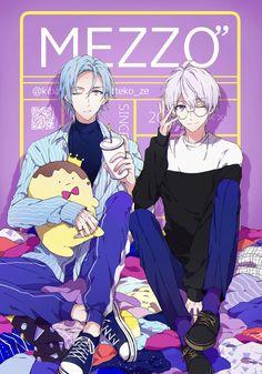 Ideas Funny Anime Romance For 2019 All Anime, Manga Anime, Anime Art, Fanarts Anime, Anime Characters, Poster Anime, Handsome Anime Guys, Anime Music, Animation