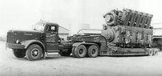 #SemiTrucks #HistoricalTrucks #ClassicTrucks #OldTrucks #vintageTrucks #truckstop #oversizeload #legalsize #overweightload #wideload