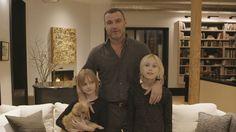 Inside Liev Schreiber's Industrial NYC Apartment on video.architecturaldigest.com