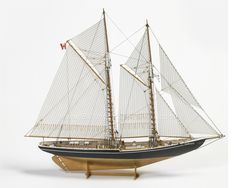 Billing Boats (B600) Bluenose II Schooner - Model Boat & Fittings, Probably the Best Static and Radio Control Model Boat Kits in the World…