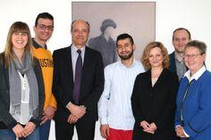 FAU INTEGRA: Das Forum für Integration und interkulturellen Dialog der FAU bietet im Sommersemester ein umfangreiches Vorlesungsprogramm an und vereint alle ihre Aktivitäten in Bezug auf Geflüchtete. (Bild: FAU/Susanne Langer)