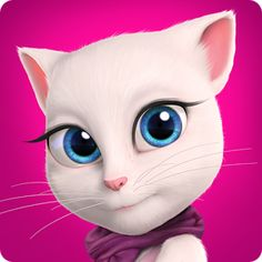 Talking Angela v2.6 [MOD]